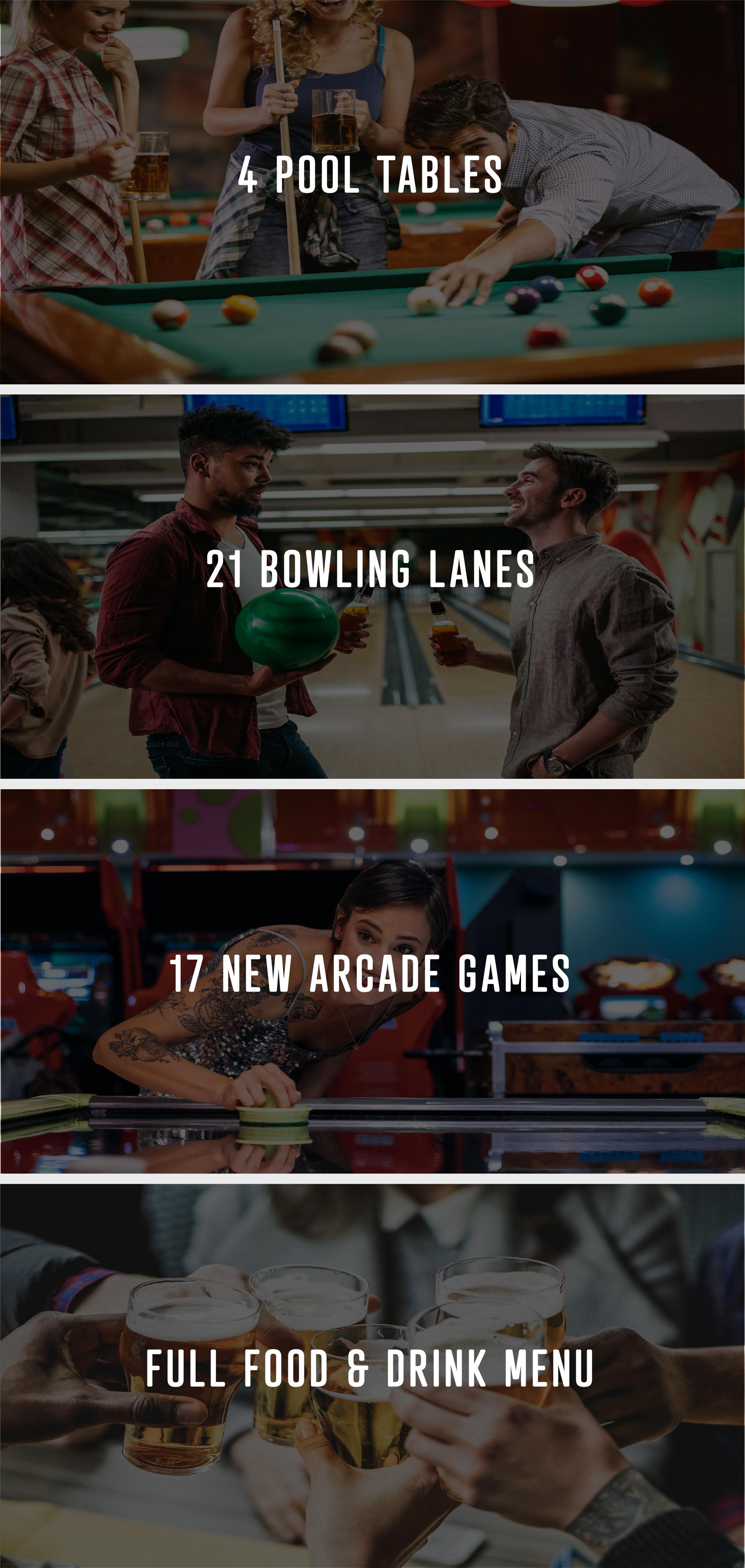 Sports bar information